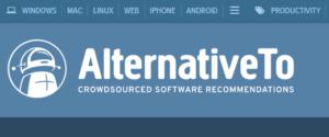 Trouver des alternatives à vos logiciels